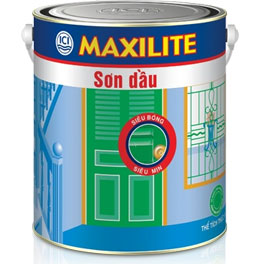 Khuyến mãi giảm 30% giá sơn dầu Maxilite