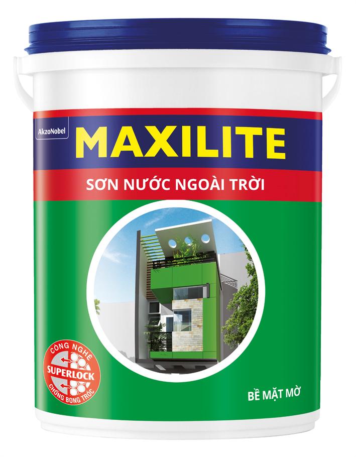 MAXILITE Ngoài trời 18L
