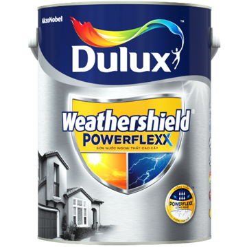 Dulux Weathershield PowerFlexx 5L